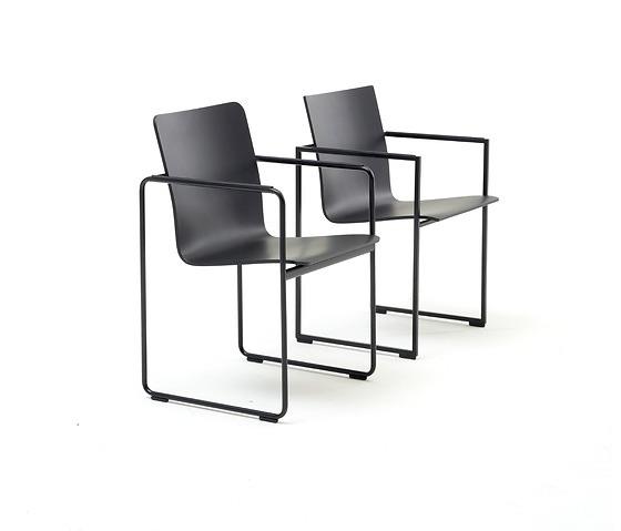 Burkhard Vogtherr Frame-Round Chair