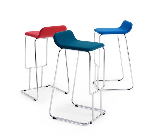 Busk+Hertzog Closer Bar Stool