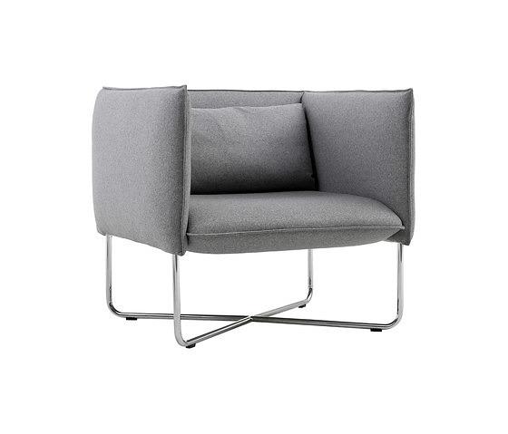 busk & hertzog Groove Armchair