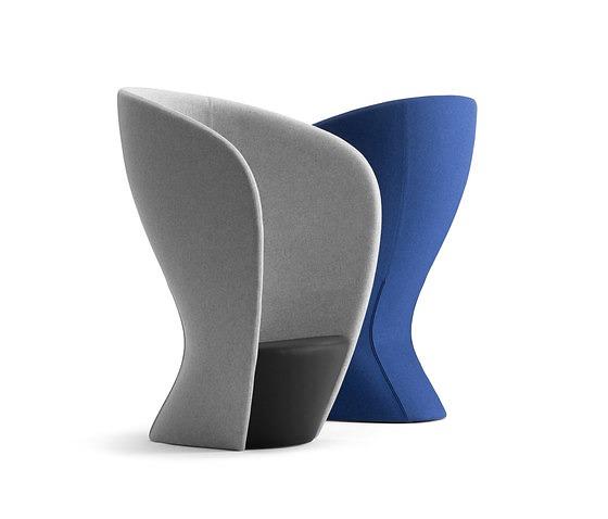 busk & hertzog Shelter Lounge Chair