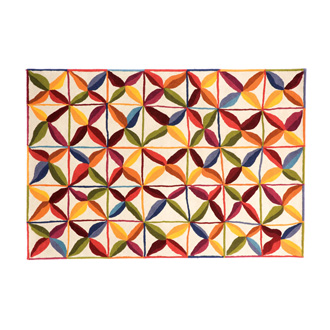 Care and Fair and Nani Marquina Kala Rug