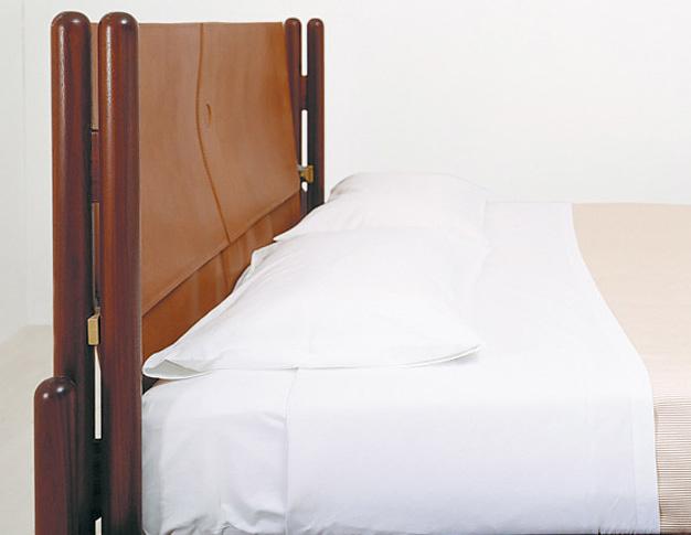 Carlo Scarpa Toledo Bed