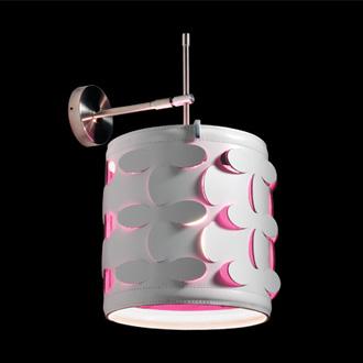 Carlo Zerbaro and Alessandro Trentin Velvet Wall Lamp