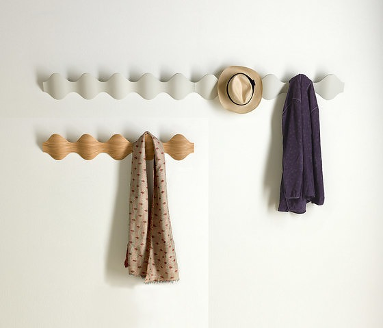 Carlos Riart and Montse Padrós Ona Coat Rack