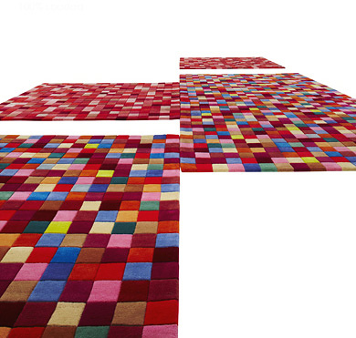 Carmen Stallbaumer Soft Tile Rug