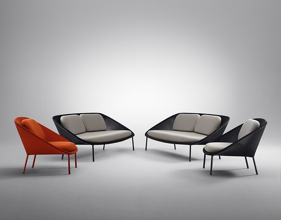 Cate & Nelson Netframe Sofa