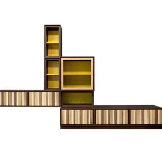 Centro Ricerche MAAM Zero Composizione Modulo Storage Unit