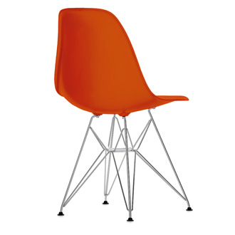 Charles & Ray Eames Plastic Side Chair