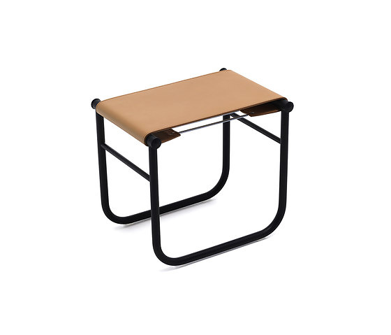 Charlotte Perriand  LC9 Stool