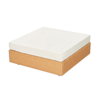 Chiaramonte & Marin Jerra Ottoman - Low Table