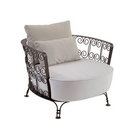 Chiaramonte & Marin Shalimar Lounge Chair