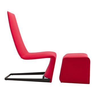 Christian Werner Flip Armchair