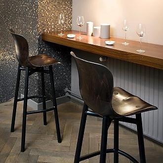 Christoph Seyferth Wendela Bar Stool