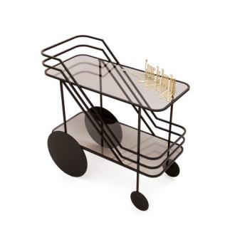 Christophe De La Fontaine Come As You Are Bar Cart
