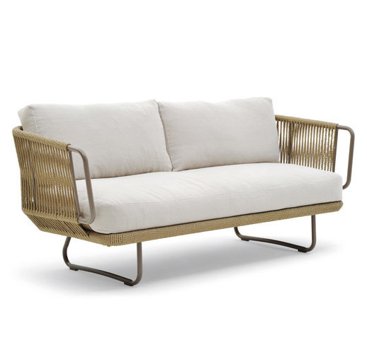 Christopher Coombes and Cristiana Giopato Babylon Sofa