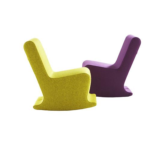 Claudio Colucci Mini-Dada Rocking Chair