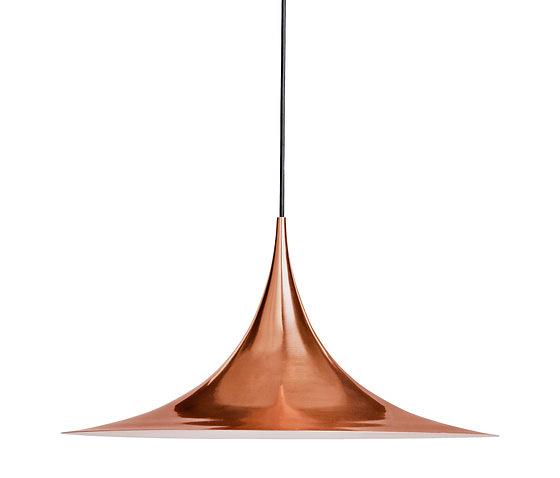 Claus Bonderup and Torsten Thorup Semi Pendant Lamp