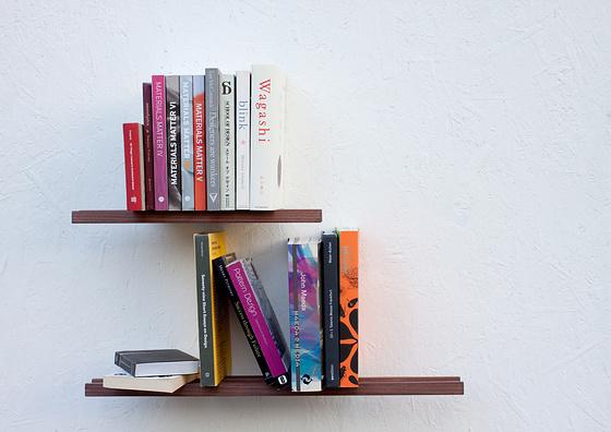 Constantinos Hoursoglou Float Bookshelves