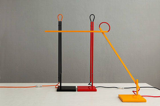 Constantinos Hoursoglou  Linelight Table Lamp