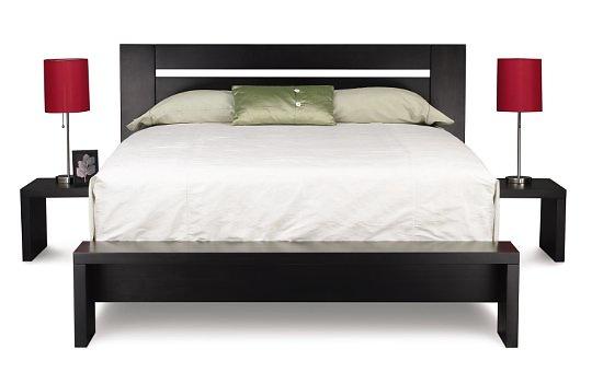 Copeland Furniture Horizon Shelf Nightstand