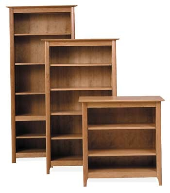 Copeland Furniture Sarah Bookcases