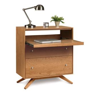 Copeland Furniture Astrid Laptop Desk