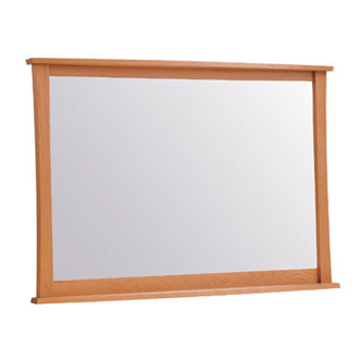 Copeland Furniture Berkeley Wall Mirror