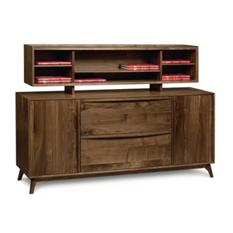 Copeland Furniture Catalina Credenza And Organizer