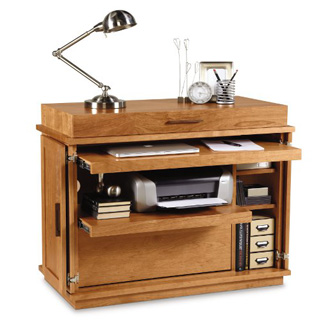 Copeland Furniture Omni Compact Work Center