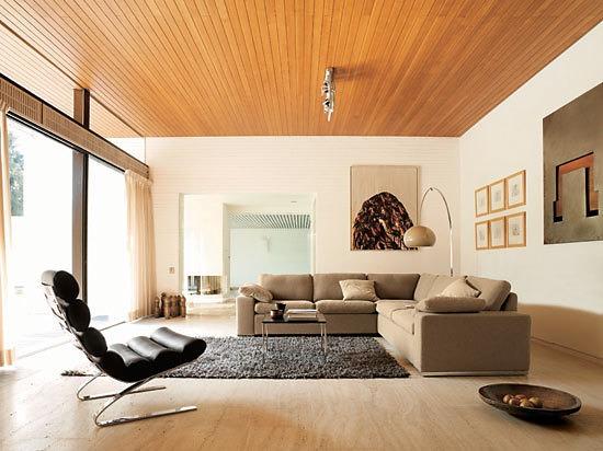 Sofa Bodennah cor conseta sofa system