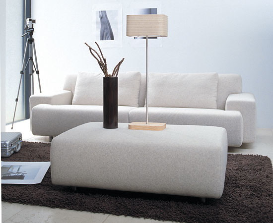 Cord Möller-Ewerbeck and Teun Vanzanten Lounge Armchair and Sofa