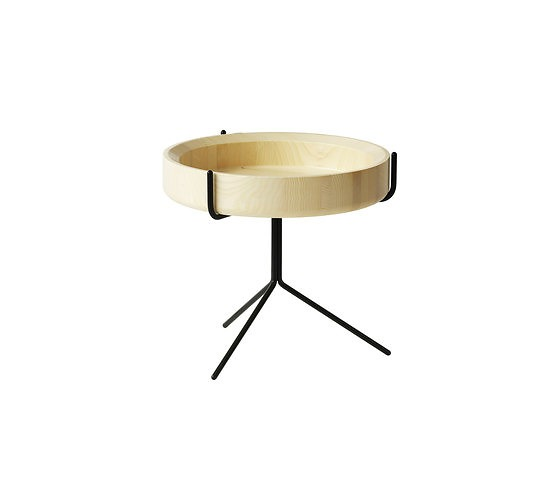 Corinna Warm Drum Table