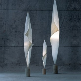 Dagmar Mombach and Ingo Maurer Und Team Wo-Tum-Bu 1, 2, 3 Lamp Collection
