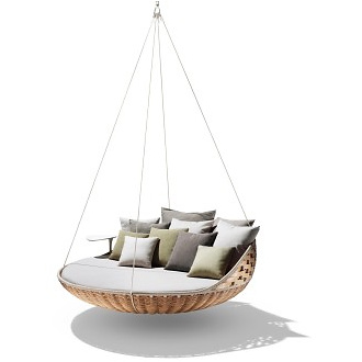 Daniel Pouzet Swingrest Hanging Lounger