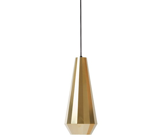 David Derksen Brass Lamp