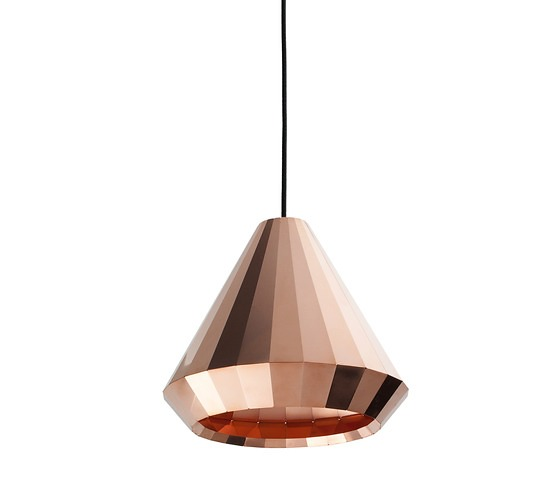 David Derksen Copper Lamp