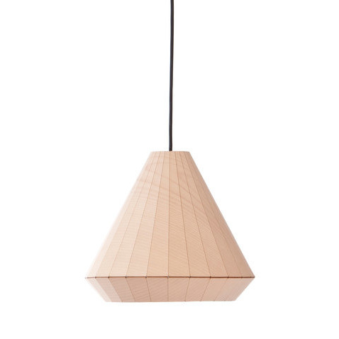 David Derksen Wooden Light