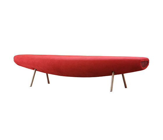 David Trubridge Congo Bench