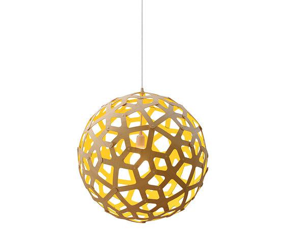 David Trubridge Coral Pendant Lamp
