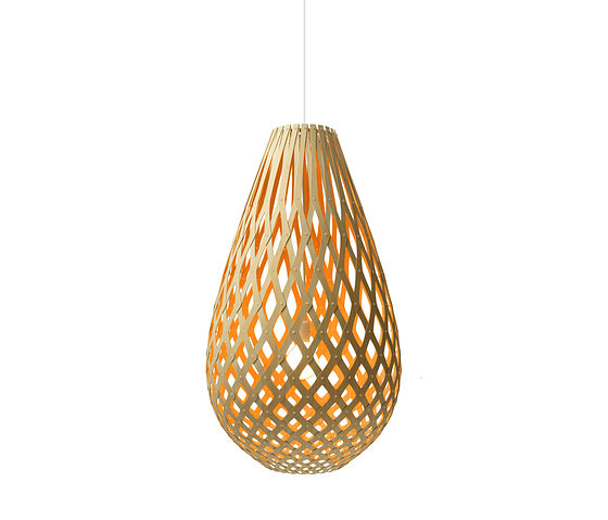 David Trubridge Koura Pendant Lamp
