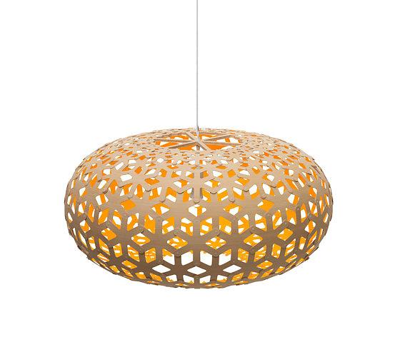 David Trubridge Snowflake Pendant Lamp