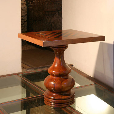 Davide De Muro Dominijammi Rocco Table