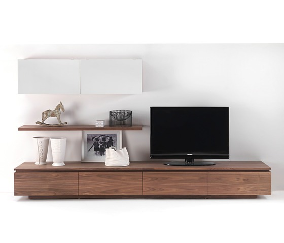Davide Riva and Maurizio Riva Sipario Wall Mounted Shelving