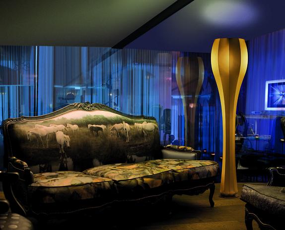 De-Signum Gina Floor Lamp