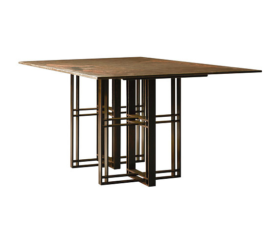 Dean Almond and Richy Almond and Mark McCormick and Novocastrian Athwart Dining Table