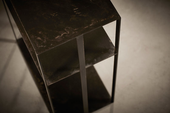 Dean Almond, Richy Almond and Mark McCormickm Troika Side Table