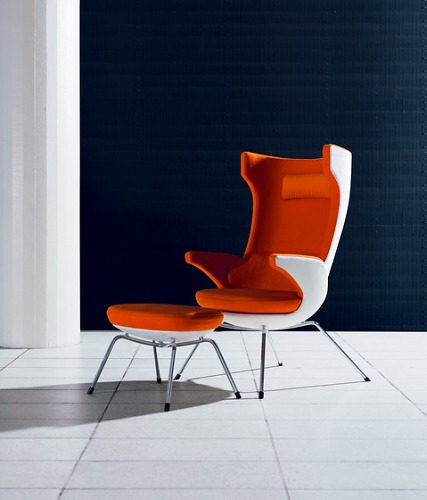 Design Concern I-sit & I-twist Armchair