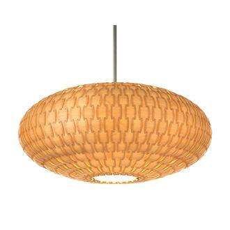 dform Basket Saucer Lamp