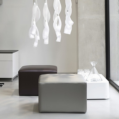 Didier Gomez Dixit Low Table and Footstools