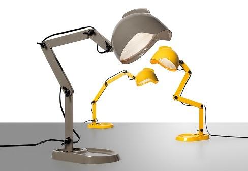 Diesel Duii Lamp